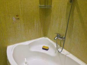 Очистить ванную комнату без усилий. Как НОВАЯ!