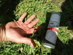 Защити свои руки от загрязнений и повреждений