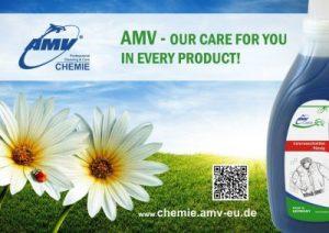 Из чего изготовлена ЭКО-продукция AMV?