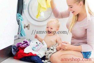 Качественная стирка без аллергии с AMV Professional Cleaning & Care