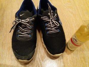 Чем очистить замшевые кроссовки качественно