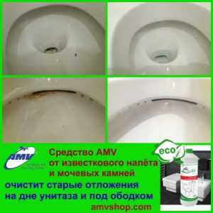 Чим очистити унітаз якісно