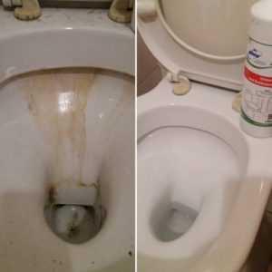 Такого ефективного засобу для очищення унітазу я ще не зустрічала!