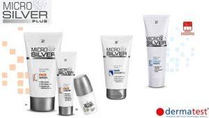 Новая инновационная косметика Microsilver Plus от LR (Германия)