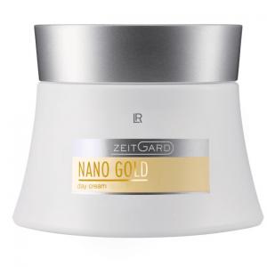 Денний крем для обличчя Zeitgard NanoGold spf15 від LR, Німеччина