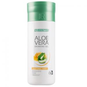 Алоэ Вера 90,1% питьевой гель Мёд (Германия, LR)