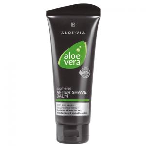 Aloe Vera 50% Успокаивающий бальзам после бритья, 100 мл (Германия, LR)