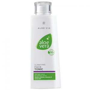 Aloe Vera 50% Очищающий тоник для лица от LR, Германия