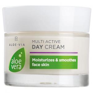 Aloe Vera 50% Активизирующий дневной крем, 50 мл (Германия, LR)