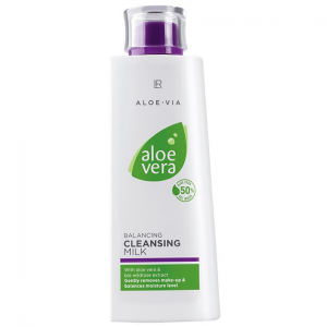 Aloe Vera 50% Очищающее молочко для лица от LR, Германия