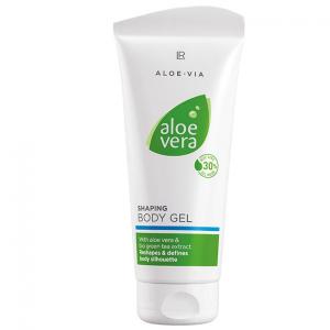 Aloe Vera Контурний гель для тіла - від целюліту