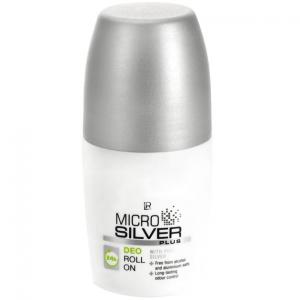 Microsilver Plus Шариковый дезодорант, LR Германия