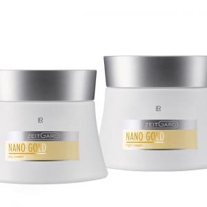 Набір по догляду за шкірою обличчя Zeitgard Nanogold від LR
