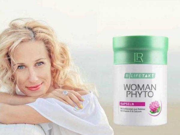 Вуман Фито / WOMAN PHYTO - витамины для женщин от LR, Германия