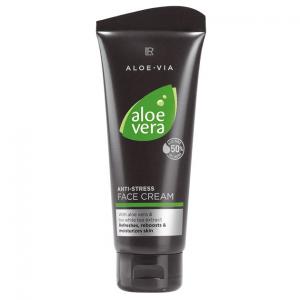 Aloe Vera 50% Мужской Крем-антистресс для лица, 200 мл (Германия, LR)
