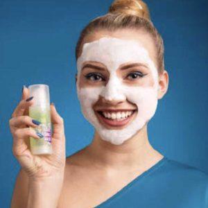 Aloe Vera Бульбашкова маска від LR + Фрізбі в Подарунок