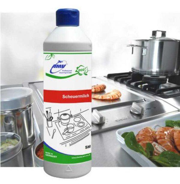 ЕКО чистяче молочко AMV для всього будинку