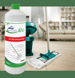 Очищение, уход и дезинфекция в общественных туалетах