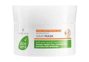 ALOE VERA Восстанавливающая маска для волос от LR, Германия