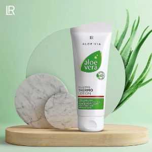 Aloe Vera 45% Розслабляючий термолосьон для тіла (Німеччина, LR)