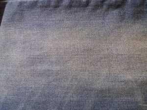 Очистить мазут на тканях