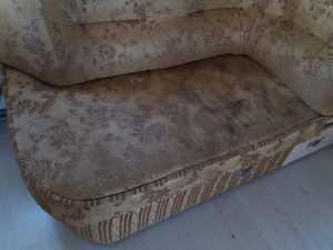 Відгук клієнта AMVSHOP про хімчистку дивана