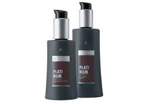 Zeitgard Platinum Набор по уходу за мужской кожей лица от LR, Германия