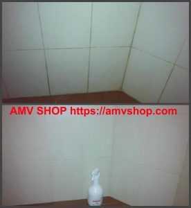Средство для выведения плесени и грибка AMV - 250 мл (пробник)