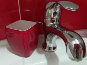 Комплексний очисник для туалетів і ванних кімнат AMV - 250 мл Концентрат (пробник)