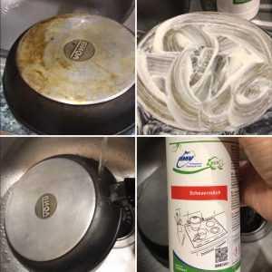 Чистящее молочко AMV для всего дома
