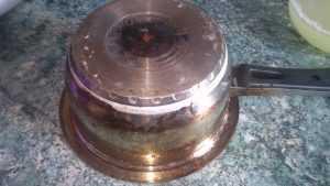 Обезжиривающая пена AMV - 1 л