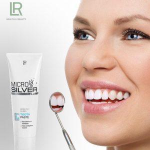 Профессиональная зубная паста LR MICROSILVER PLUS, 75 мл (Германия)