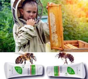 Защитный крем Алоэ Вера 79% с прополисом из пчелиных сот (Германия, LR)