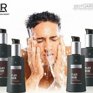LR Zeitgard Platinum Антивіковий крем для чоловіків