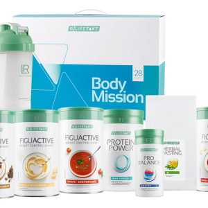 LR Lifetakt Figu Activ Body Mission Набір Флекс 28 днів