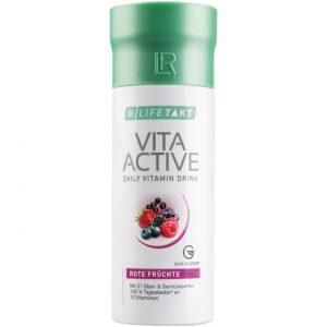 Вітаміни Vita Activ з екстрактів 21 виду овочів і фруктів