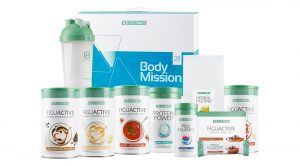 """Схема зниження ваги за 28 днів по програмі """"Body Mission"""" від німецької компанії LR Health & Beauty"""