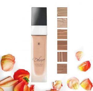 LR Deluxe Тональна основа Ідеальний колір Світло-горіховий