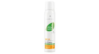 Aloe Vera Sun Сонцезахисний спрей SPF30 від LR Aloe Via
