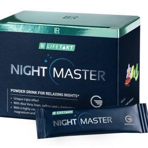 LR Lifetakt Найт Мастер Порошковый напиток для качественного сна. 30 стиков