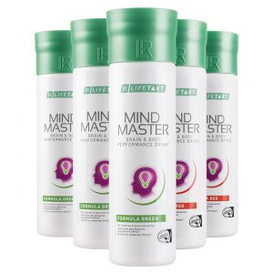 LR Mind Master I Майнд Майстер - натуральний засіб від стресу Набір з 5 шт на вибір