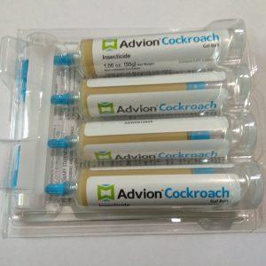 Засіб від тарганів Advion Cockroach Gel (Syngenta, США), 4 тюбика x 30 грам