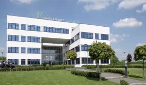 О німецької компанії LR Health and Beauty Systems