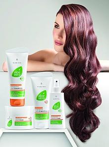 Питание и восстановление волос с серией LR Aloe Via Aloe Vera