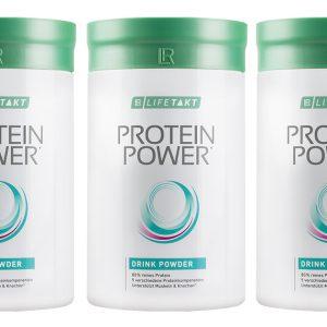 LR Lifetakt Белковый коктейль Сила протеина Набор из 3-х штук