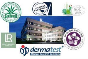 О немецкой компании LR Health and Beauty Systems