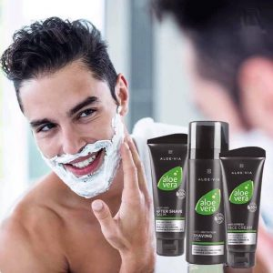 Aloe Vera 50% Заспокійливий бальзам після гоління, 100 мл (Німеччина, LR)