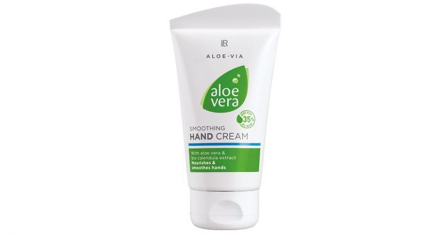 Смягчающий крем для рук LR Aloe Via Aloe Vera 35%, Германия