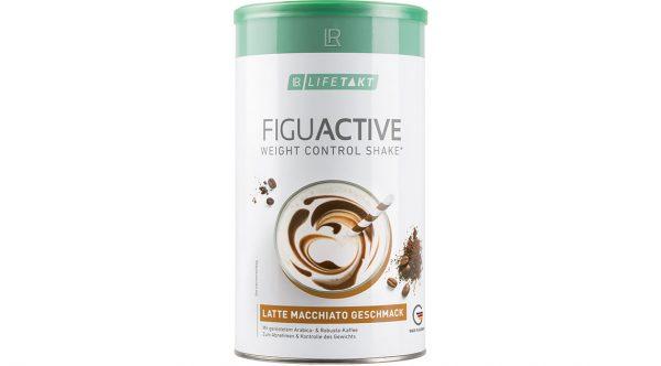 LR Lifetakt Figu Active Дієтичний коктейль для контролю маси тіла. Латте-макиато. 500 грам (16 порцій)
