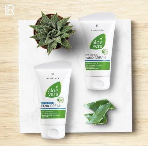 Aloe Vera 40% Питательный крем для рук (Германия, LR)